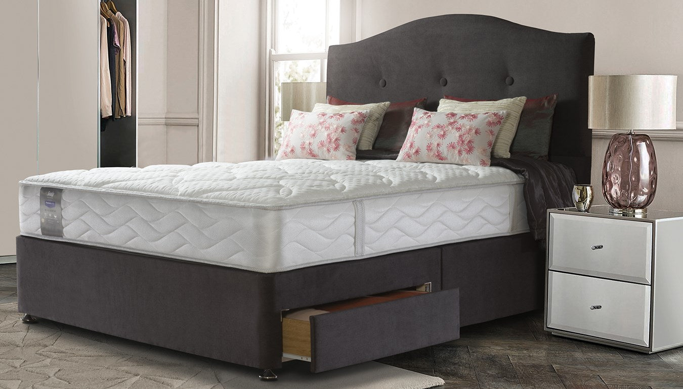 Sealy Pearl Wool Support Mattress | 6ft Super King size - bedsmart