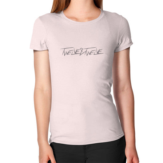 Women's T-Shirt Light pink Twelve & Twelve
