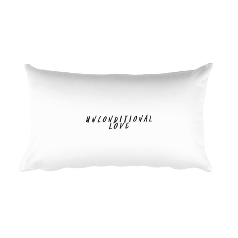 Unconditional Love Pillow