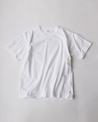 45 Star V-Neck T-Shirt