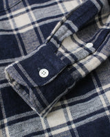 Indigo Double Cloth Shirt