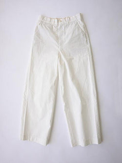 White Royal Oxford Pants