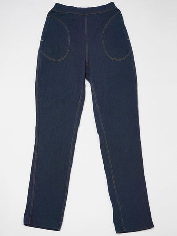Indigo Kersey Stretch Pants One Wash