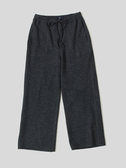 Jersey Flannel Stretch Easy Pants