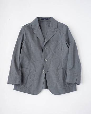 Suvin Plain Weave Shirt Jacket