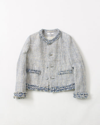 Khadi Tweed Jacket