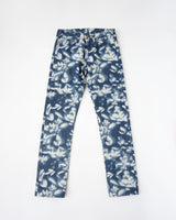 Picture Book Discharge Denim Pants