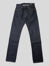 Supima Organic Cotton Ai Dyed Denim Pants