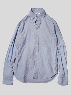 2-Ply Oxford Button Down Shirt