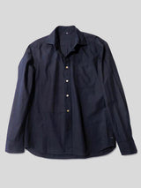 Indigo Suvin Fresh Oxford Shirt