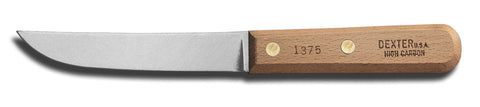5 inch wide boning knife wood handle
