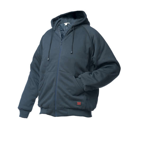Hooded Jersey Bomber