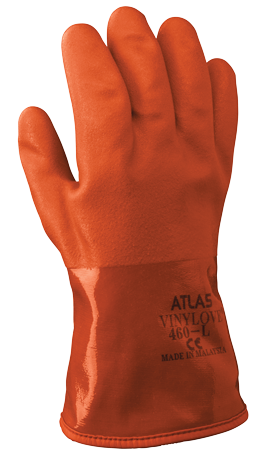 460 Showa Atlas Insulated Gloves