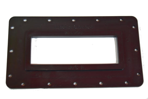 "Plastic Escape Hatch 1 3/4"" with holes No clips"