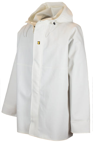 Guy Cotten Gamvik White Jacket