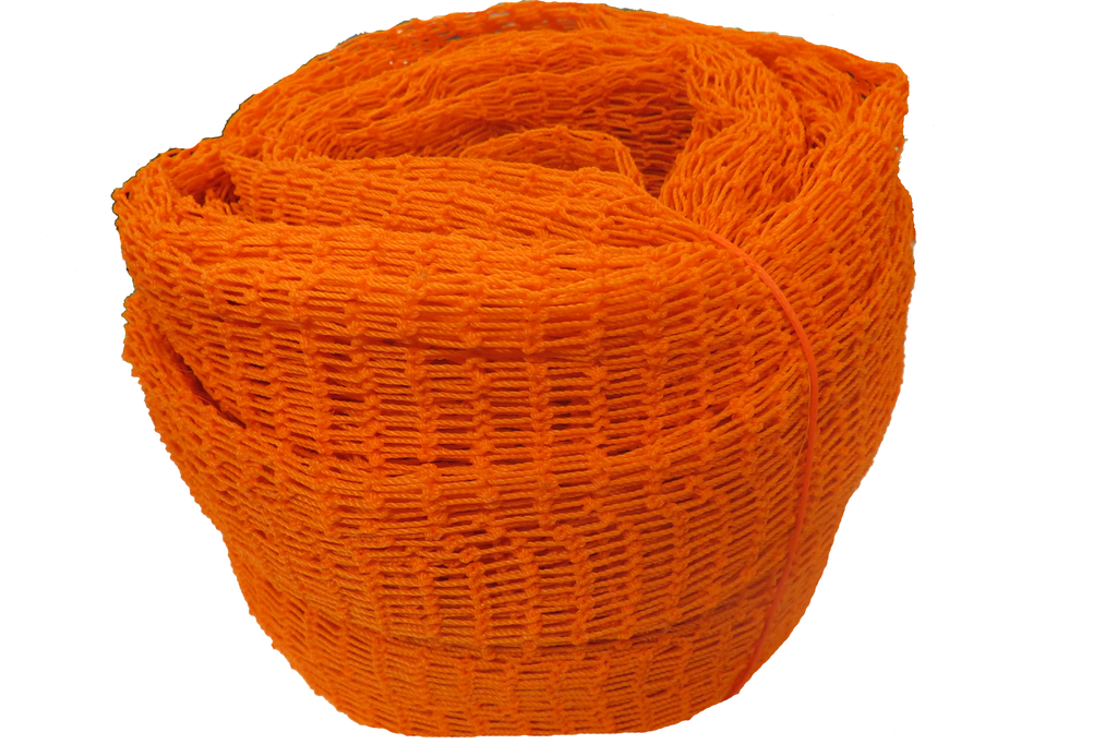 "Tube .8"" Orange Poly"