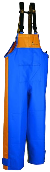 Guy Cotten Xtrapper Pants Blue/Yellow