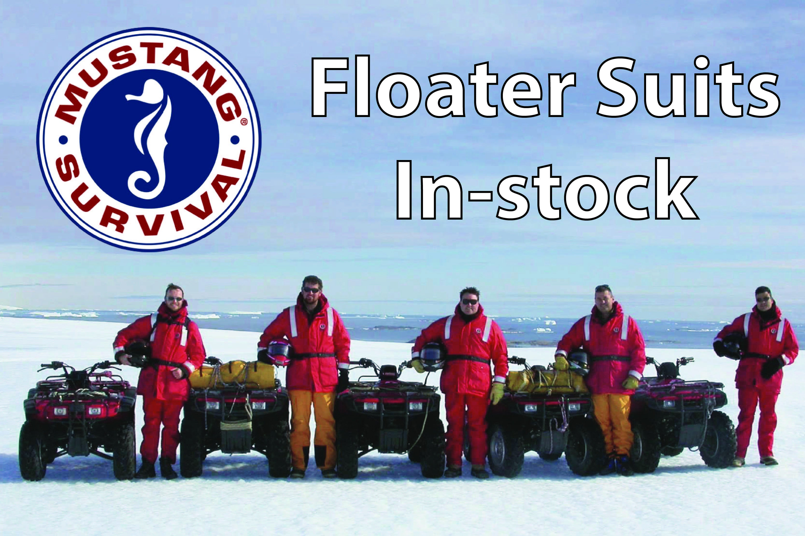 FLOATER SUITS