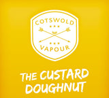 The Custard Doughnut - Cotswold Vapour