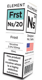 Ns/20 Frost by Element