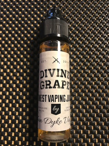 Divine Grape by Van dyke Vapes