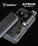 Afeng by Snow wolf