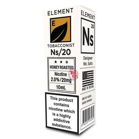 NS/20 Honey Roast Tobacco by Element
