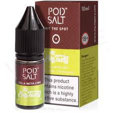 Pod Salt - Cola with Lime