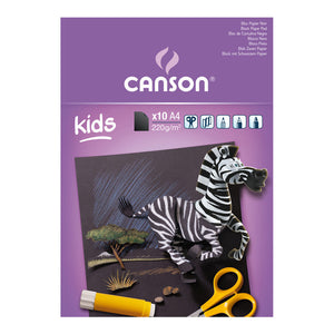 Canson® Kids Black Paper Pad