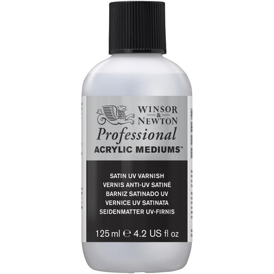 Winsor & Newton Artists' Acrylic Satin UV Varnish