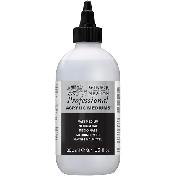 Winsor & Newton Artists' Acrylic Matt Medium