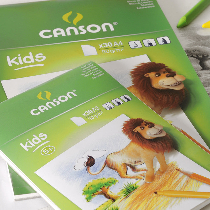 Canson® Kids Drawing Pad