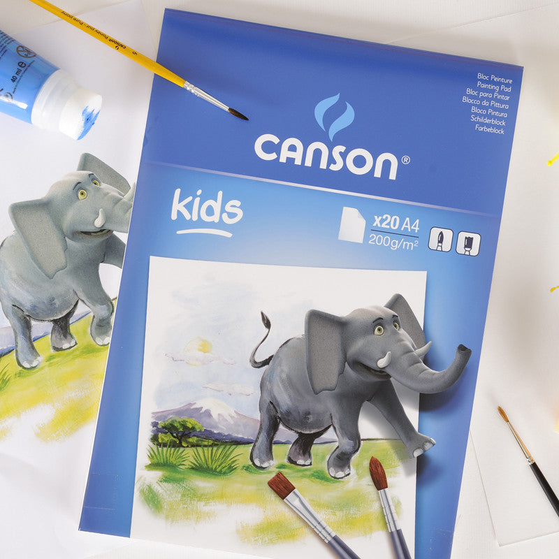 Canson® Kids Painting Pad