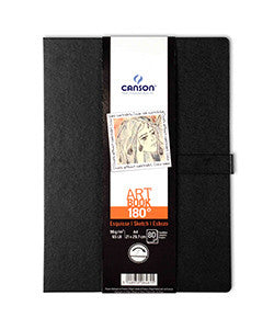 Canson Art Book 180°  96gsm  80 pages