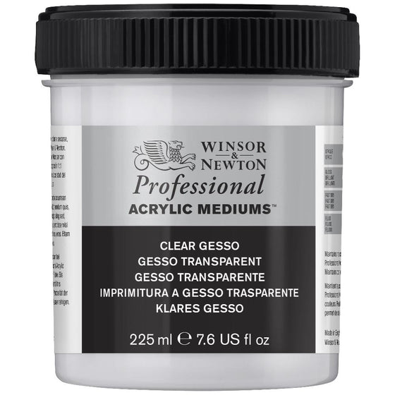 Winsor & Newton Artists' Acrylic Clear Gesso