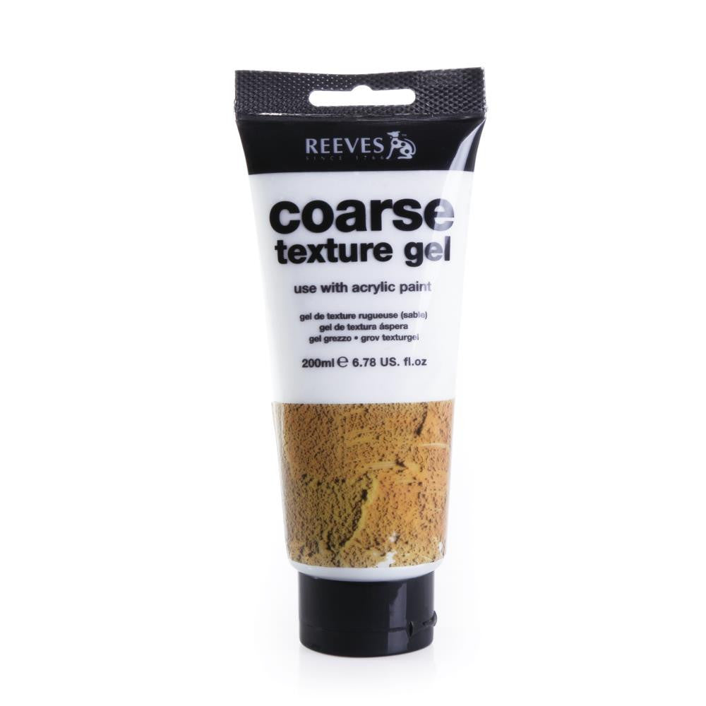 Reeves Coarse Texture Gel
