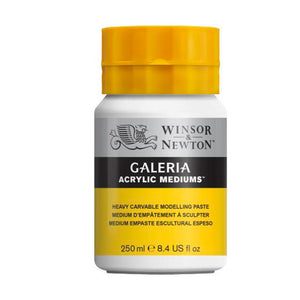 Winsor & Newton Galeria Acrylic Heavy Carvable Modelling Paste