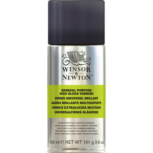 Winsor & Newton All Purpose High Gloss Varnish