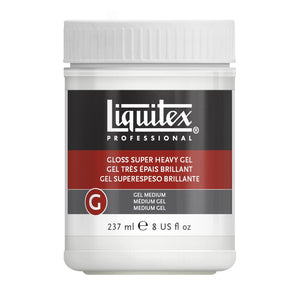 Liquitex® Gloss Super Heavy Gel