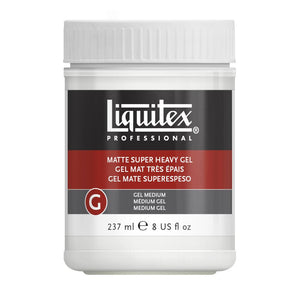 Liquitex® Matte Super Heavy Gel