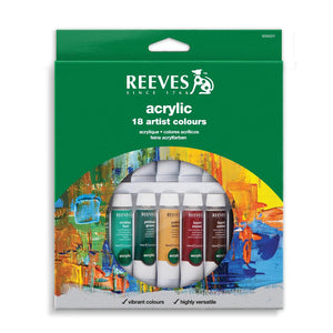 Reeves Acrylic Sets