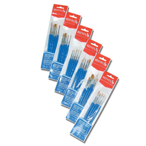 Reeves Brush Set For Water Colour