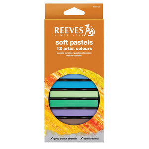 Reeves Soft Pastel Sets