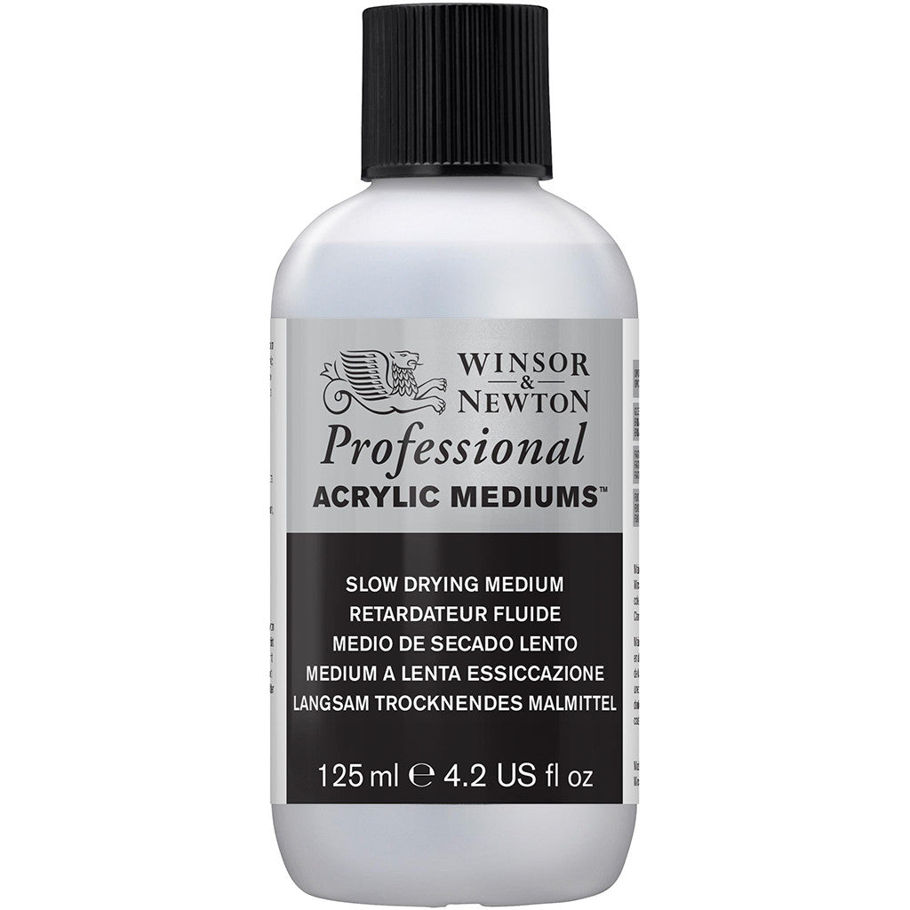 Winsor & Newton Artists' Acrylic Slow Drying Medium