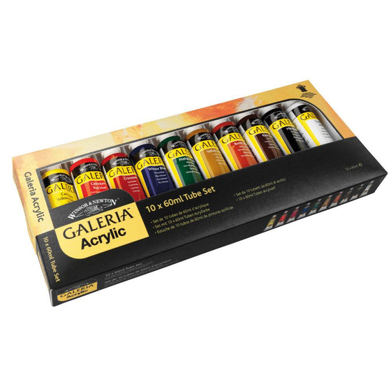 Winsor & Newton Galeria Acrylic Colour Sets