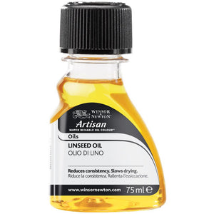 Winsor & Newton Artisan Water-Mixable Linseed Oil