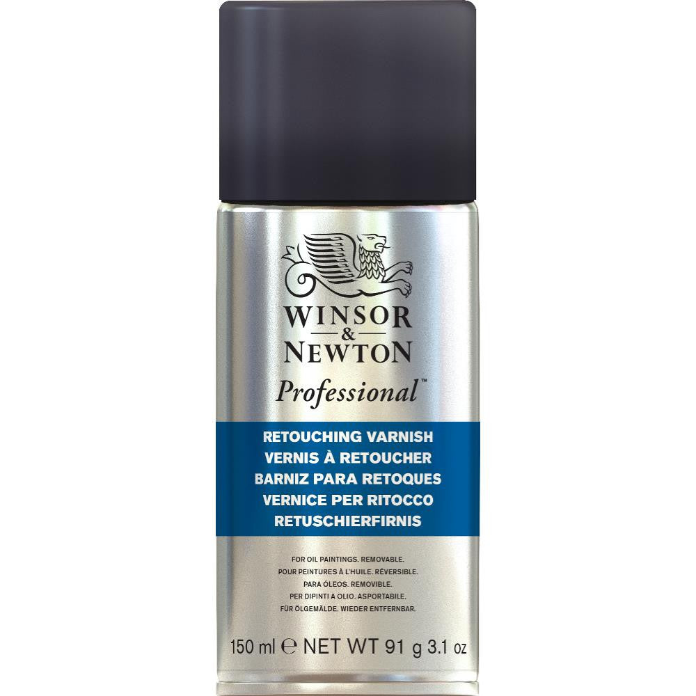 Winsor & Newton Artists' Retouching Varnish