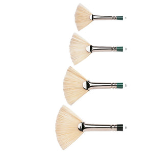 Winsor & Newton Winton Hog Brush - Fan