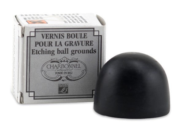 Charbonnel Hard Black Ball Ground