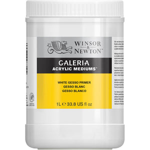 Winsor & Newton Artists' Acrylic White Gesso Primer